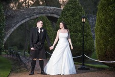Brig O'Doon House Hotel Wedding