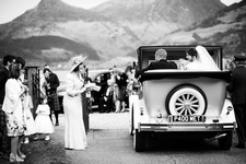 Ballachulish wedding