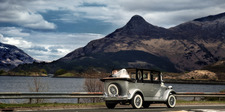 Just Married at Ballachulish