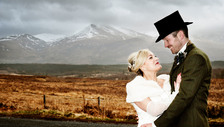 Wedding at The Pines, Spean Bridge