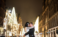Glasgow City Centre wedding