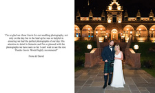 Boclair House Wedding Testimonial