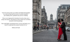 Glasgow Wedding Photography Testimonial