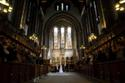 The wedding service in The Chapel in The University of Glasgow