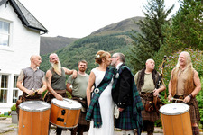 Loch Leven Hotel wedding