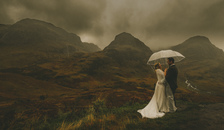 Wedding at Glencoe