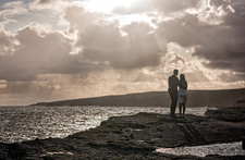 Highland Wedding at The Trinkie, Wick, Caithness